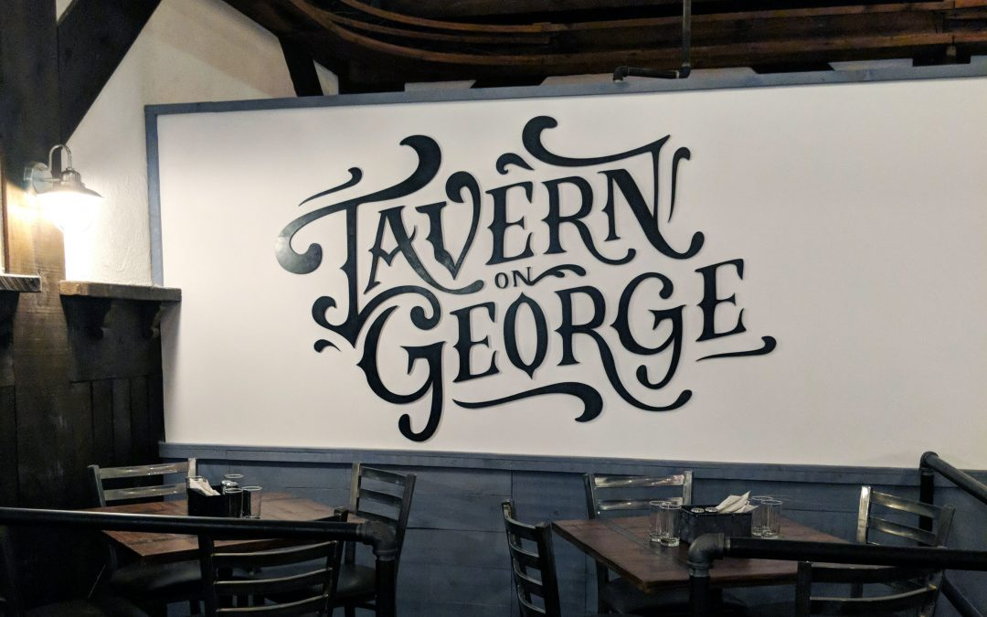 Big Man's Brew Now at Tavern on George