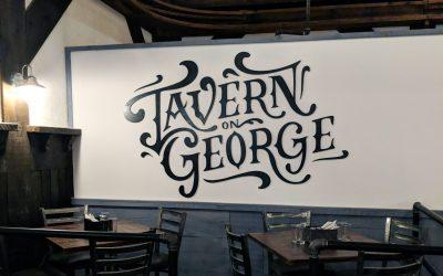 Big Man's Brew Now at Tavern on George