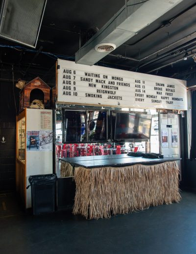 Big Man's Brew and Clarence Clemons' stomping ground – The Wonder Bar
