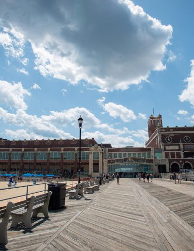 Big Man's Brew and Clarence Clemons' stomping ground – Asbury Park, NJ