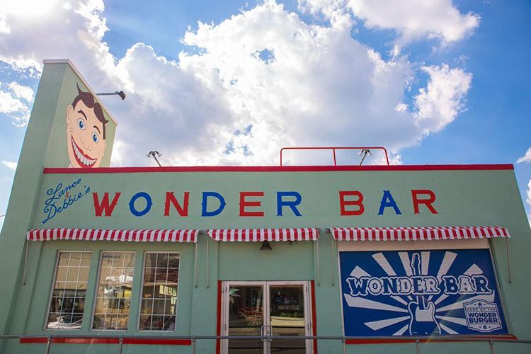 Big Man's Brew Now Served at The Wonder Bar
