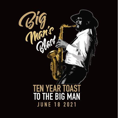The 10-Year Toast – An Event to Toast the Life of Clarence Clemons on Friday, June 18th!
